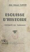 Esquisse d'histoire, Vicomté de Turenne