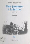 Une jeunesse à la ferme (1935-1940)