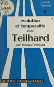 Évolution et temporalité chez Teilhard