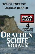 Drachenschiff voraus! 4 Wikinger-Romane