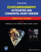 Echocardiography in Pediatric and Congenital Heart Disease