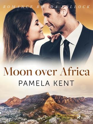 Moon over Africa