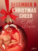 December 9: Christmas Cheer – An Erotic Christmas Calendar
