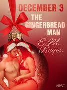 December 3: The Gingerbread Man - An Erotic Christmas Calendar