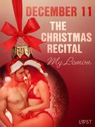 December 11: The Christmas Recital – An Erotic Christmas Calendar