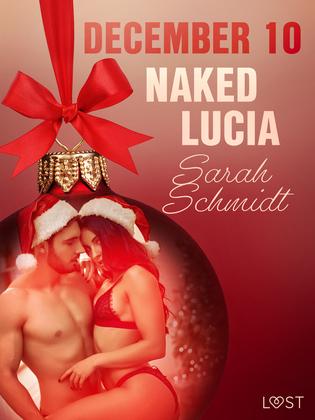 December 10: Naked Lucia – An Erotic Christmas Calendar