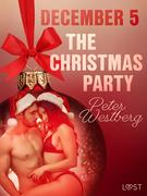 December 5: The Christmas Party – An Erotic Christmas Calendar