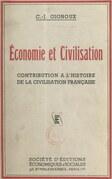 Économie et civilisation