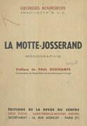 La Motte-Josserand