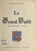Le Grand Bailli