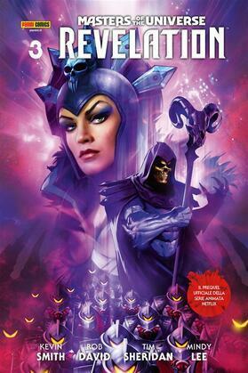 Masters of the Universe: Revelation 3