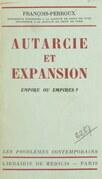 Autarcie et expansion
