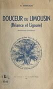 Douceur du Limousin (Briance et Ligoure)