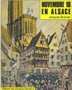 Novembre 18 en Alsace