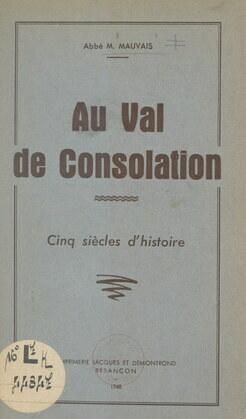 Au Val de Consolation