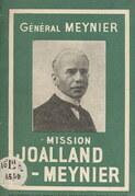 La mission Joalland-Meynier