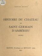 Histoire du château de Saint-Germain d'Ambérieu (Bugey)