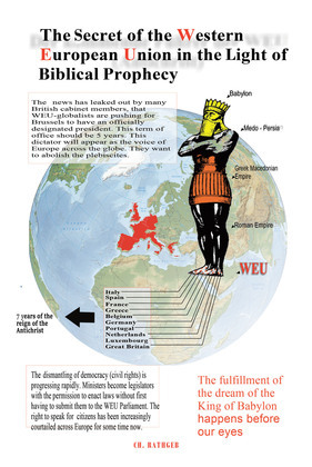 The Secret of the Western European Union in the Light of Biblical Prophecy