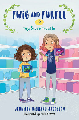 Twig and Turtle 2: Toy Store Trouble