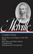 Herman Melville: Complete Poems (LOA #320)