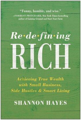 Redefining Rich