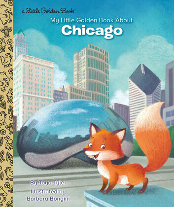 My Little Golden Book About Chicago