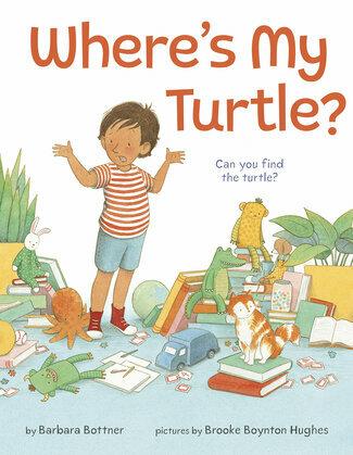 Where's My Turtle?