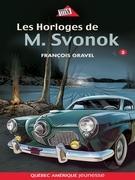 Sauvage 05 - Les Horloges de M. Svonok