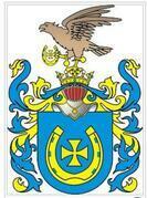 The noble Polish family Plonski. Die adlige polnische Familie Plonski.