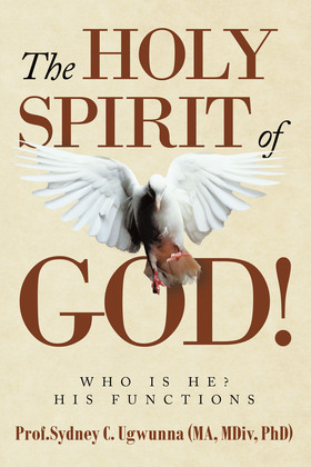 The Holy Spirit of God!