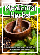 Medicinal Herbs! Discover This Guide About How To Effectively Use Medicinal Herbs For Beginner's