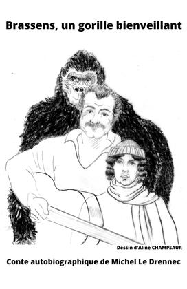 Brassens, un gorille bienveillant
