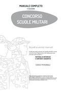 Concorso Scuole Militari: manuale completo