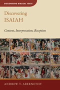 Discovering Isaiah