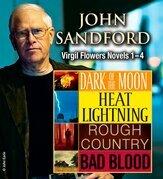 John Sandford: Virgil Flowers Novels 1-4