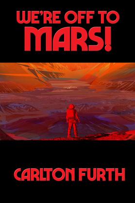 We're off to Mars!