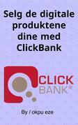 Selg de digitale produktene dine med ClickBank