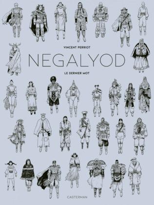 Negalyod (Tome 2)  - Negalyod - édition Noir et Blanc