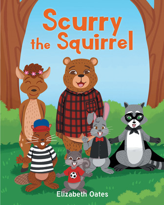 Scurry the Squirrel