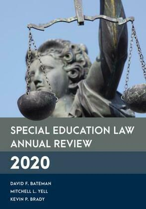 Special Education Law Annual Review 2020