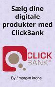 Sælg dine digitale produkter med ClickBank