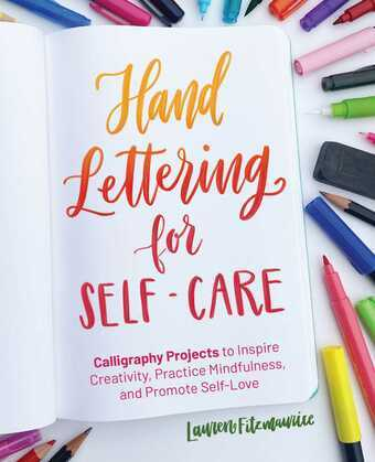 Hand Lettering for Self-Care