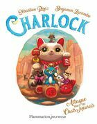 Charlock (Tome 4) - Attaque chez les Chats-Mouraïs