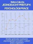 Jednoduchý prístup k psychológii práce
