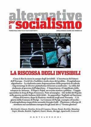 Alternative per il socialismo n. 60