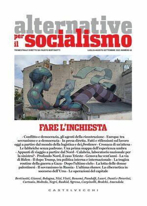 Alternative per il socialismo n. 61