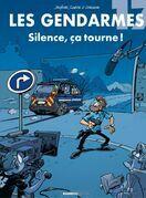 Les Gendarmes - Tome 17 - Silence, ça tourne !