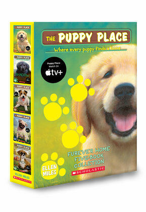 The Puppy Place Furever Home Five-Book Collection