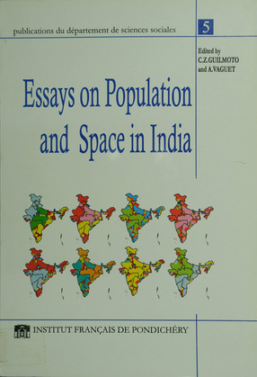 Essays on population and space in India