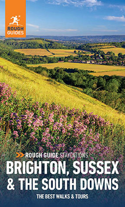 Pocket Rough Guide Staycations Brighton, Sussex & the South Downs (Travel Guide eBook)